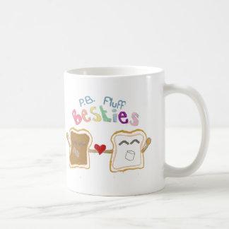 besties peanut butter fluff mugs