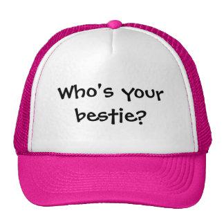 Besties Trucker Hat