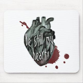 bestillmyheart mouse pad