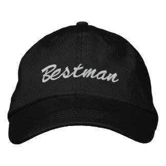 Bestman bordó el gorra gorra de beisbol