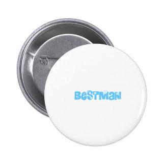 Bestman Pin Redondo De 2 Pulgadas