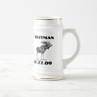 BestMan Stein - - Coffee Mugs
