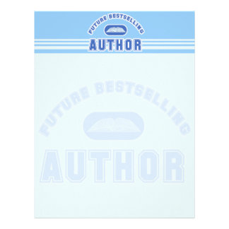 Bestseller futuro membrete a diseño