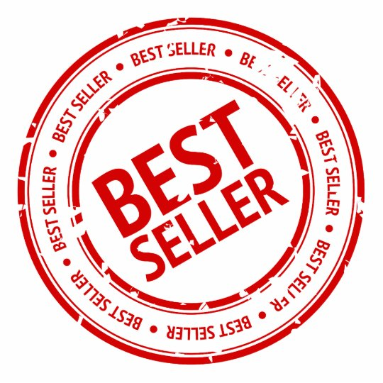 Bestseller Stamp Cutout