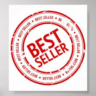 Bestseller Stamp Poster