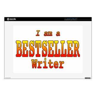 Bestseller Writer Laptop Skin Customizable