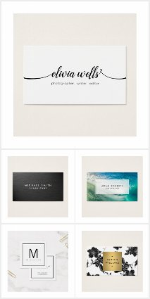 Bestselling Business Cards