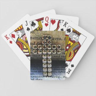 Bestselling Cross Themed Poker Cards