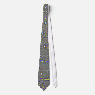 Bestselling Flood Themed Neck Tie