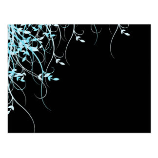Bestselling Floral Themed Postcard