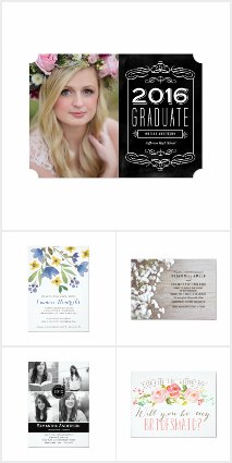 Bestselling Invitations
