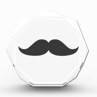 Bestselling Mustache Gift Stach Humor Stachin Fun Acrylic Award