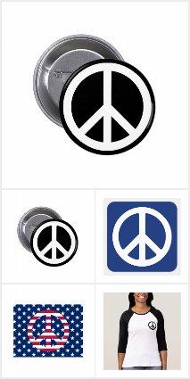 Bestselling Peace Symbol Designs