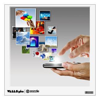 Bestselling Technology Themed Wall Sticker