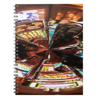 Bet On It Spiral Notebook