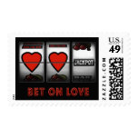 Bet on Love Stamps