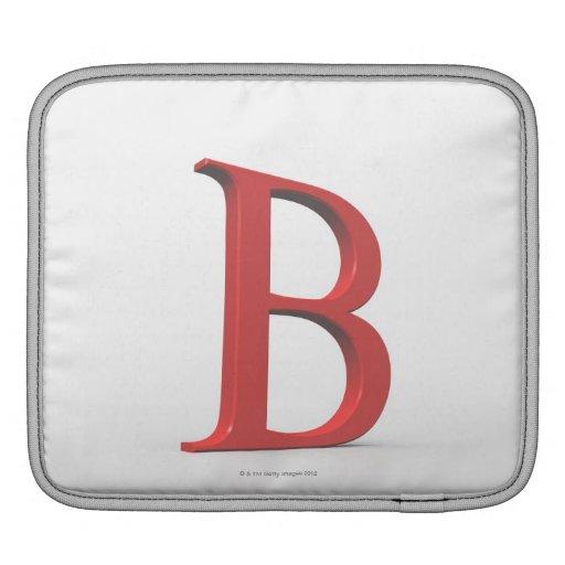 Beta 2 iPad sleeve