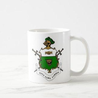 Beta Alpha Lambda Classic White Coffee Mug