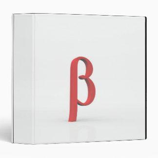 Beta Binder