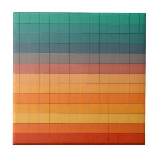 Beta Carrot Teen Ceramic Tile