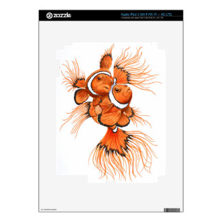 Beta Clown iPad 3 Skins