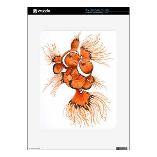 Beta Clown iPad Decal