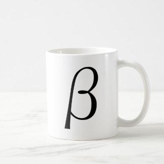 Beta Coffee Mug
