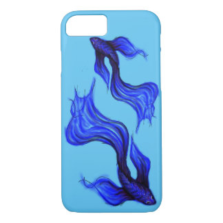 Beta Fish iPhone 7 Case