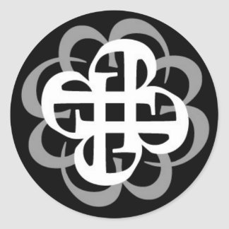 beta Flower Sticker