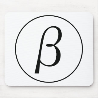Beta Mouse Pad
