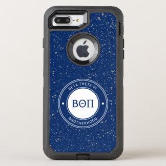 Beta Theta Pi | Badge OtterBox Defender iPhone 7 Plus Case
