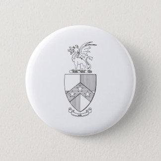 Beta Theta Pi Coat of Arms Pinback Button