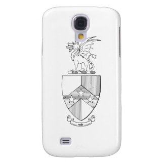 Beta Theta Pi Coat of Arms Samsung Galaxy S4 Case