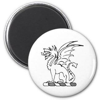 Beta Theta Pi Crest Magnet
