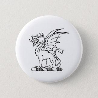 Beta Theta Pi Crest Pinback Button