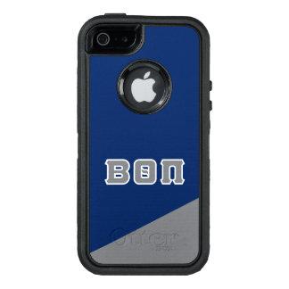 Beta Theta Pi | Greek Letters OtterBox Defender iPhone Case