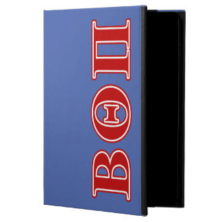 Beta Theta Pi Red Letters Case For iPad Air