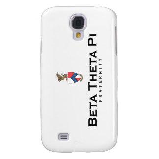 Beta Theta Pi with Crest - Color Samsung Galaxy S4 Case
