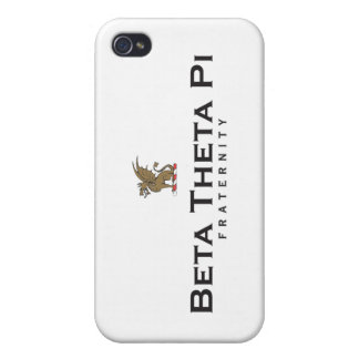 Beta Theta Pi with Dragon - Color Cases For iPhone 4