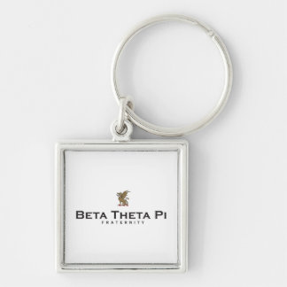 Beta Theta Pi with Dragon - Color Keychain