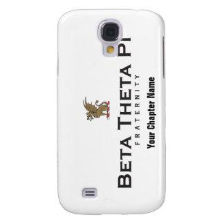 Beta Theta Pi with Dragon - Color Samsung Galaxy S4 Case