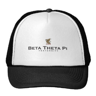 Beta Theta Pi with Dragon - Color Trucker Hat