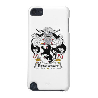 Betancourt Family Crest iPod Touch (5th Generation) Case