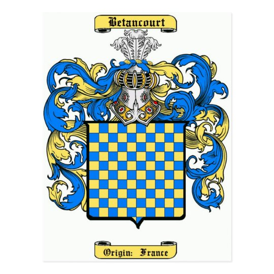 betancourt postcard