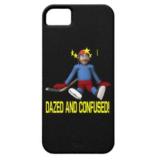 Betäubt und verwirrt iPhone SE/5/5s case