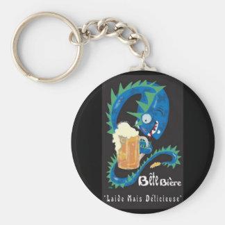 Bete Beer Keychain