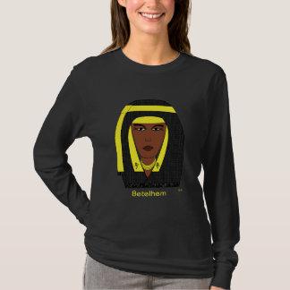 Betelhem ~ Black & Yellow T-Shirt