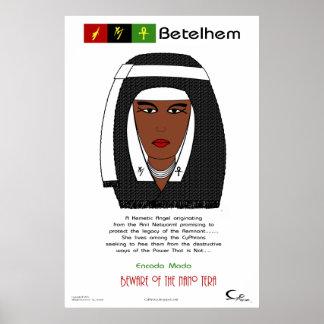 Betelhem Encoda Moda Poster