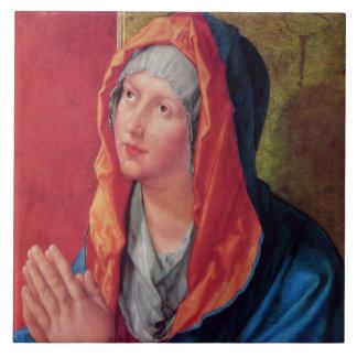 Betende Maria Tile