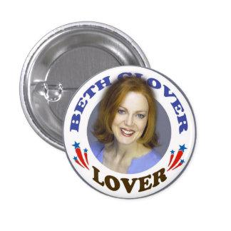 Beth Glover Lover Button